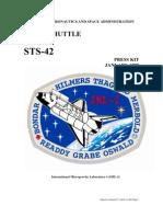 NASA Space Shuttle STS-42 Press Kit