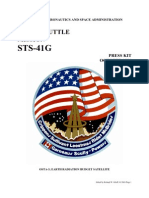 NASA Space Shuttle STS-41G Press Kit