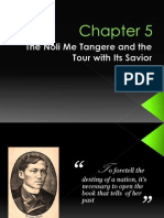 Rizal's Noli and the Savior of Noli, Tour with him