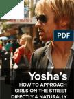 Yosha Direct Street Game