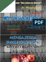 Citocines-Inmunologia