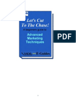 Beginners Guide to Advanced Marketing