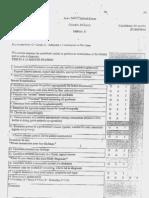 OSCE Mark Schemes 1-7