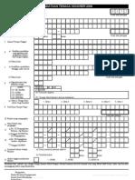 Blanko database depag