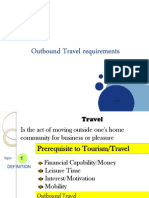 Unit 3 Outbound Travel Documents