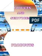 Unit 4 Products and Services