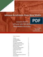 Johnson &Johnson Case Study - Social Media