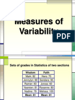 09 Measures of Variability