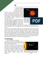 Solar System Final
