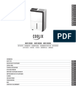 Coolix F2 Serie Bedienungsanleitung En