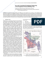 Proposed Changes to the Geotechnical Earthquake Engineering Provisions of the Bangladesh National Building Code