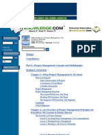 Handbook of Project Management