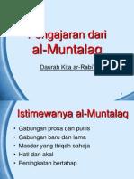 Pengajaran Dari Muntalaq