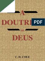 A Doutrina de Deus