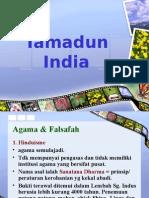 Tamadun India - Agama & Falsafah