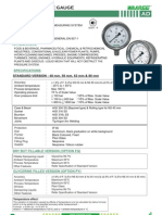 Ad-All Ss Pressure Gauge