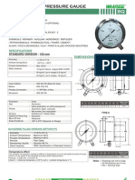 Bq-differential Pressure Gauge