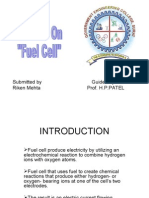 Fuel cell-Riken ppt