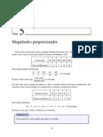Clase05 Magnitudes Proporcionales