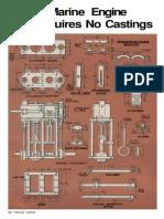 Plans for Steam Marine Engine