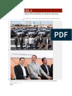 19-12-2013 Milenio.com - Puebla tendrá la mejor Procuraduría de Justicia del país, RMV
