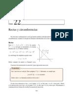 Clase22 Rectas y Circunsferencias