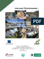 Charte_Contruire Avec l'Environnement 2009