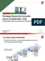 16-La Estrategia Nacional de Innovacion Para La Competitividad de Chile-eduardo Bitran