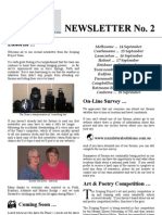 National Scoping Project Newsletter #2