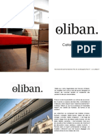 Catalogue Oliban 2010