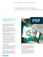 Operating Theater Management