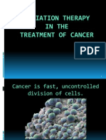 Radiation Therapy PPT