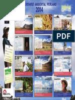 Calendario Ambiental Peruano 2014