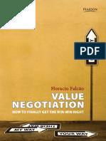 Horatio Falcao Negociating to Win
