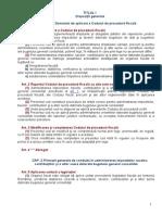 Cod Procedura Fiscala