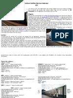 MODÉLISME FERROVIAIRE A L'ÉCHELLE HO. FICHE COMPOS. Voiture Unifiée Service Intérieur (USI). Par Laurent ARQUÉ