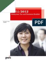 PWC Tax Book 2012