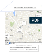 ROUTE MAP-From Sainikpuri Petrol Pump