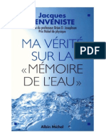 Jacques Benveniste - Ma Vérité sur la Mémoire de l'Eau Q3.pdf