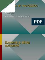 Curs 01 Microeconomie