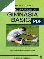 Battista Eric Vives Jean - 1000 Ejercicios de Gimnasia b Sica 6ed