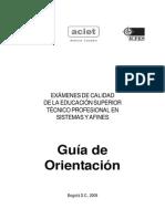 ECAES_Técnico Sistemas
