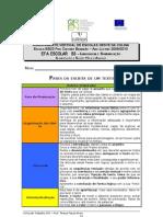 Ficha de trabalho nº1- fases da escrita de um texto