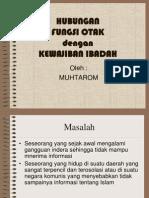 KULIAH FUNGSI OTAK DENGAN KONSEKWENSI HUKUM ISLAM.ppt
