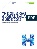Salary Guide Oil and Gas