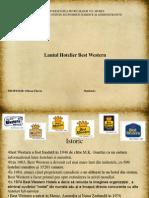 Lantul Hotelier Best Western