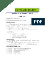 Normativa jornada local de campo a través 2013-2014.doc