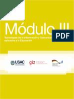 Modulo III TICS