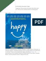 5 Ways to Feel Happy