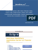 MyEclipse WebSphere Application Server 6 Tutorial
